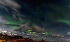 Aurora (David Feuerhelm) Tags: landscape night aurora iceland longexposure wideangle colour nikkor nikon d750 2470mmf28