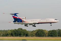 RA-85665 (PlanePixNase) Tags: aircraft airport planespotting haj eddv hannover langenhagen aeroflot tupolev tu154 t154