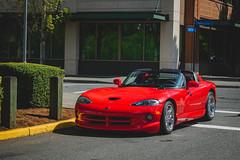 Dodge Viper Overhead (GT ISO) Tags: dodge viper america supercar sportscar cars carporn carphotography automotivephotography nikon