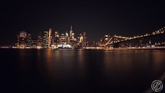 NY - Brooklyn By Night 6 ((Ergo)) Tags: usa new york newyork boston washington philadelphia chicago apple applestore cleveland detroit liberty niagara