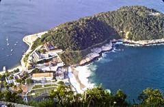 Forte de São João (moacirdsp) Tags: forte de são joão view from sugar loaf urca rio janeiro rj brasil 1984