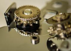 Wheel (risaclics) Tags: macro mondays wheels gears kitchen metal 60mmmacro closeup june2019 nikond610d opener shiny macromondays