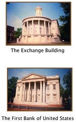 Philadelphia - Pennsylvania - The Merchants' Exchange Building - The First Bank of United States - (Onasill ~ Bill Badzo - 67 M) Tags: philadelphia pennsylvania pa merchant exchange building architecture style greek revival brokerage house stock oldcity american onasill landmark nrhp headquarters independence unitedstates historical park firstbank