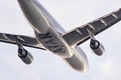 Qatar A330 (Ychocky) Tags: 150500mmf563 a7ack airbusa330202 cyow ottawamacdonaldcartier qatarairways sigma yow
