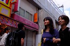 Ueno, Tokyo 201905 (hobotei) Tags: ueno tokyo city urban woman girl lady people streetsnap streetphotography fujifilm x100t 上野 東京 路上スナップ ストリートスナップ