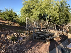 Tucson 7 (MFHarris) Tags: tucson saguaros cherryfield pecosleague arizona ballpark baseball stadium
