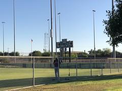 Tucson 15 (MFHarris) Tags: tucson saguaros cherryfield pecosleague arizona ballpark baseball stadium