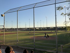 Tucson 16 (MFHarris) Tags: tucson saguaros cherryfield pecosleague arizona ballpark baseball stadium