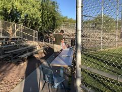 Tucson 8 (MFHarris) Tags: tucson saguaros cherryfield pecosleague arizona ballpark baseball stadium
