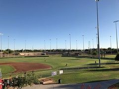 Tucson 14 (MFHarris) Tags: tucson saguaros cherryfield pecosleague arizona ballpark baseball stadium