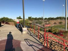 Tucson 12 (MFHarris) Tags: tucson saguaros cherryfield pecosleague arizona ballpark baseball stadium