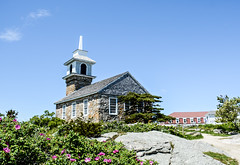 Gosport Chapel (alias.smith) Tags: church chapel newhampshire isles shoals historic