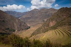 The Pisac Ruins (davidswinney) Tags: roadscholar peru inca southamerica ruins pisac sacredvalley písac cuscoregión