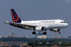 Brussels Airlines (ab-planepictures) Tags: brüssel bru ebbr flugzeug flughafen airport aircraft aviation plane planspotting