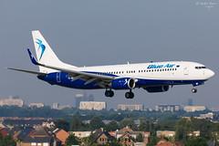 Blue Air (ab-planepictures) Tags: brüssel bru ebbr flugzeug flughafen airport aircraft aviation plane planspotting