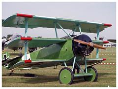 Fokker Dr.I Dreidecker - 01-CP/F-AZVD (Aerofossile2012) Tags: meaux esbly airshow meeting 1418 ww1 wwi grandeguerre 2018 reenactors reconstituants