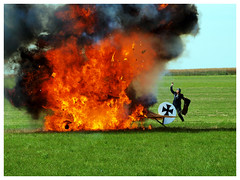 Meeting du centenaire Meaux-Esbly 2018 (Aerofossile2012) Tags: meaux esbly airshow meeting 1418 ww1 wwi grandeguerre 2018 reenactors reconstituants pterodactylflight feu fire guerre war