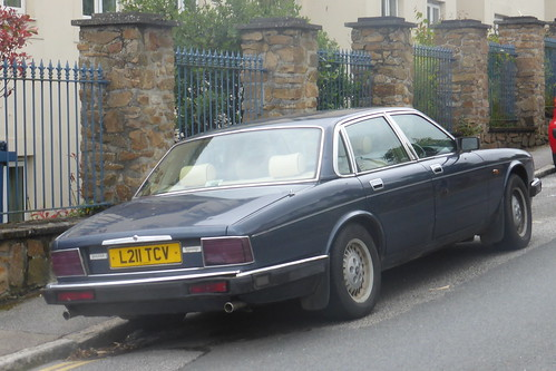 Jaguar Sovereign 4.0 (1994) XJ40