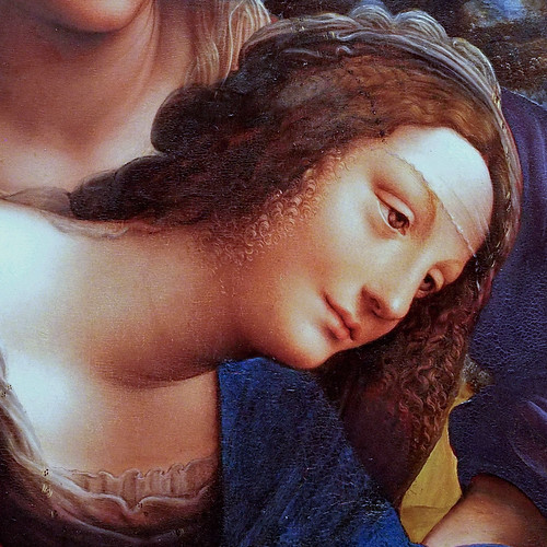 Face of the Virgin