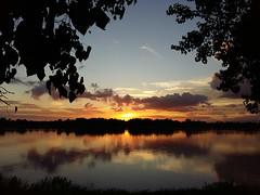 Mekong Sunset 2019-6-28  8 (SierraSunrise) Tags: thailand phonphisai nongkhai isaan esarn skies sky sunset reflections mekong rivers mekongriver