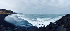 Icelandic beaches.. (isaak-fotografie) Tags: iceland icelandic southiceland visiticeland beach blackbeach north ocean nature landscape travel hike outdoors roam roadtrip 6d canoneos6d isaakfotografie staycurious getoutside