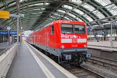 DB 112 150 Berlin Ostbahnhof (daveymills37886) Tags: db 112 150 berlin ostbahnhof baureihe regio