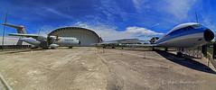 _M5D0779_stitchx2048 (Michele Monteleone) Tags: monteleonemichele45 canon 7dmarkii aereo cielo strada museo blagnac airbus concorde a400m