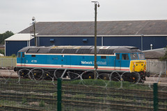 47715.Worksop.28.6.19 (deltic17) Tags: brush class47 networksoutheast loco locomotive diesel train