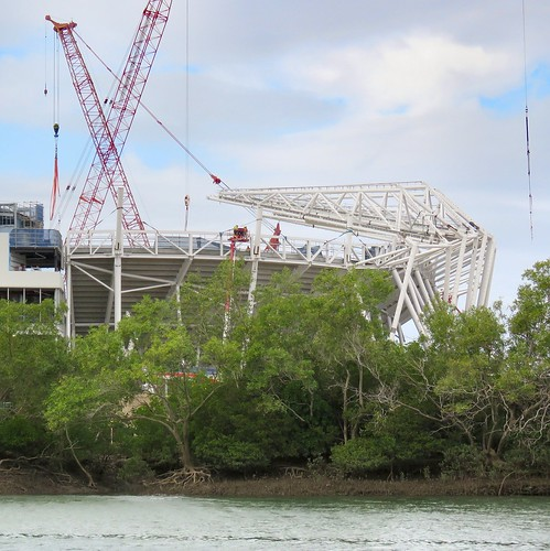North Queensland Stadium - 28th June 2019