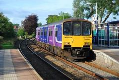 150142 (Bumblebonce) Tags: class150 150142 northern rail railway 2011 dmu diesel multiple unit