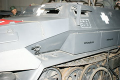 """Sd.Kfz.2516 Ausf.A Half-Track 6 • <a style=""""font-size:0.8em;"""" href=""""http://www.flickr.com/photos/81723459@N04/48150531847/"""" target=""""_blank"""">View on Flickr</a>"""