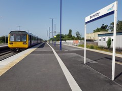 142065+153363 (Conner Nolan) Tags: 142065 153363 class142 class153 northern barnetby pacer dogbox