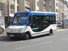 DSCN9551 Twisto, Caen 61 AW-103-YT (Skillsbus) Tags: buses coaches france keolis twisto ctac mercedes sprinter vehixel cytios