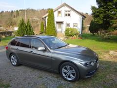 BMW 320d Touring F31 (nakhon100) Tags: bmw 320d 318d 330d touring 3er 3series f31 cars