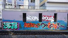 Graffiti in Wien/Vienna 2019 (kami68k [Graz]) Tags: wien vienna 2019 graffiti illegal bombing bunt yeti demon picsl kson yours nag dq