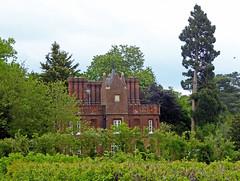 North End Lodge, Audley Park, Essex (mira66) Tags: lodge chimney audleyend littlebury essex estate england park