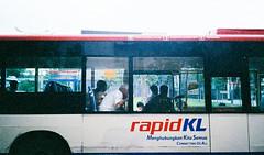 (Hem.Odd) Tags: bus malaysia kualalumpur olympusxa3 expired fujifilm xtra800
