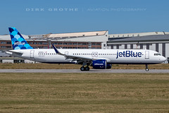 jetBlue_A321N_N2002J_20190629_XFW-1 (Dirk Grothe | Aviation Photography) Tags: jetblue a321 neo acf n2002j first delivery xfw