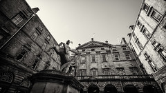 20190628-0069-Edit (www.cjo.info) Tags: alexanderandbucephalusstatue alpha bw emount edinburgh edinburghcitychambers europe europeanunion femount highstreet leical39mount nex nikcollection oldtown royalmile scotland silverefexpro silverefexpro2 sony sonya7markii unitedkingdom voigtlander voigtlandersuperwideheliaraspherical15mmf45 westerneurope animal architecture art blackwhite blackandwhite building citycenter classiclens classical copper digital fauna fullframe horse legacylens male man manualfocus metal monochrome neoclassical oldbuilding people screwmount sculpture statue stone stonework ultrawideangle verdegris