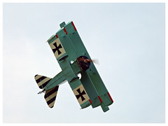 Fokker DR.1 | Pterodactyl Flight | OK-TAV58 (Aerofossile2012) Tags: meaux esbly centenaire 2018 meeting airshow fokker dr1 | pterodactyl flight oktav58