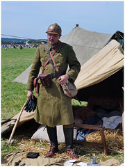 Meeting du centenaire Meaux-Esbly 2018 (Aerofossile2012) Tags: meaux esbly centenaire 2018 meeting airshow people ww1 wwi war army guerre soldat soldier uniforme uniform militaire poliu 1418 reenactors reconstituants