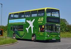 Bath Bus Company SK52 USH (tubemad) Tags: sk52ush alx400 alexander volvo b7tl a504 airdecker bath bus company