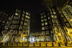 Düsseldorf0261Zollhafen (schulzharri) Tags: düsseldorf nrw deutschland germany europa europe architektur architecture glas modern haus building himmel gebäude stadt