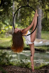 Karolina Von in the Ring at Cypress Creek Studio, Wesley Chapel, FL, 2019-05-04 (JS_Photos) Tags: awesome beautiful sensual artistic athletic outdoors model photoshoot