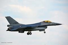 J-508 F-16AM (phantomderpfalz) Tags: 2019 spotting volkel ehvk vliegbasis militärflugplatz netherlands niederlande provinz nordbrabant militär military flugzeug flugplatz aircraft f16 f16am j508 313sq 313 sq 11062019 klu