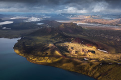 Soaring Over the Icelandic Highlands (Iurie Belegurschi www.iceland-photo-tours.com) Tags: stutur volcano crater highlands adventure aerialphotography aerialphoto beautiful birdseyeview clouds cloudy daytours dreamscape dji djimavicpro2 earth enchanting extremeterrain extreme fineartlandscape fineartphotography fineart fineartphotos finearticeland guidedphotographyworkshops guidedphotographytour guidedtoursiceland guidedtoursiniceland icelandichighlands icelandphototours iuriebelegurschi iceland icelandic icelanders icelandphotographyworkshops icelandphotographytrip icelandphotoworkshops sky landscape landscapephotography landscapephoto landscapes landscapephotos landofthemidnightsun midnightsun mountain mountains mountainrange nature outdoor outdoors overcast phototours phototour photographyiniceland photographyworkshopsiniceland summer tours travelphotography travel view volcanic workshop workshops water fjallabak naturereserve lavafield frostastadavatn