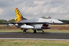 FA-116 (Ian.Older) Tags: fa116 fighting falcon viper nato tiger 31sqn kleine brogel tigermeet airshow belgian air force military jet belgium aviation