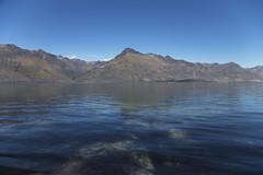 Lake Wakatipu (CraDorPhoto) Tags: canon6d landscape newzealand water lake reflection sky blue nature outdoors outside mountains lakewakatipu