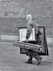 Street Art ;-) (Roswitz) Tags: painting painter artist street