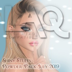 LAQ Powder Pack almost here! (Tarani Tempest) Tags: secondlife shinystuffs laq powderpack